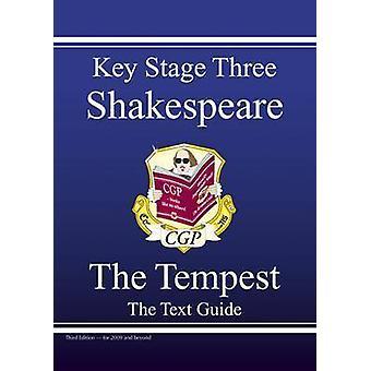 KS3 Englanti Shakespeare tekstin opas - Tempest (2 uudistettu painos