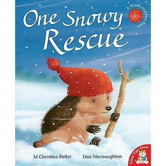Un sauvetage neigeux par M. Christina Butler - Tina MacNaughton - 97818486