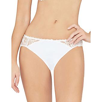 Bestform 2453 Women's Pampelune Solid Colour Lace Knickers Panty Full Brief