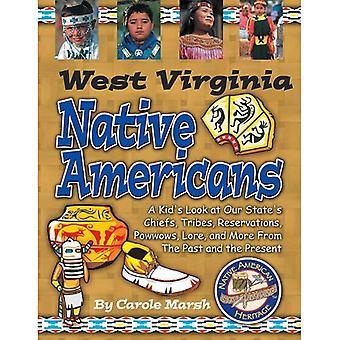 Indiens de Virginie-occidentale (broché) (patrimoine amérindien)