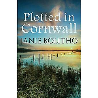 Plotted in Cornwall (The Rose Trevelyan Series)