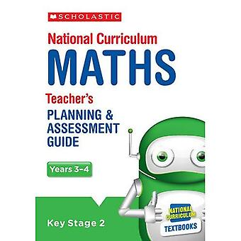 Maths - Years 3-4 (National Curriculum Planning and Assessment Guides)