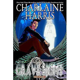 Charlaine Harris ernstige gezicht deel 3
