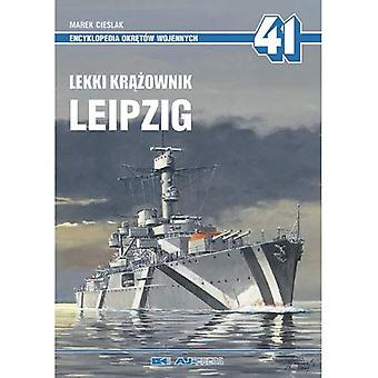Leipzig Light Cruiser (Encyclopedia of Warships 41)