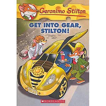 Entrer dans l'engrenage, Stilton!