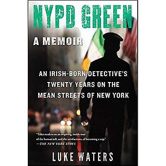 NYPD grön: En memoar