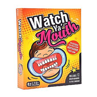 Watch Ya´ Mouth