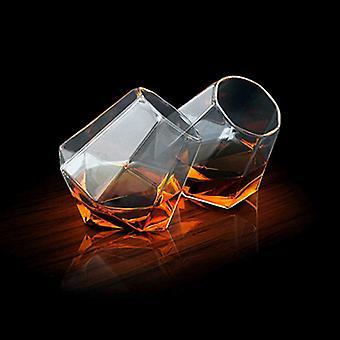 نظارات المشروبات الماسية