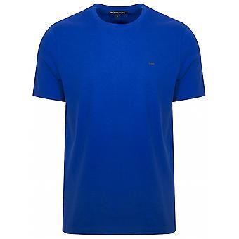 Michael Kors Classic Royal blå T-skjorte