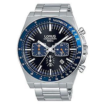 LORUS kwarts mannen horloge met stalen band RT347GX9