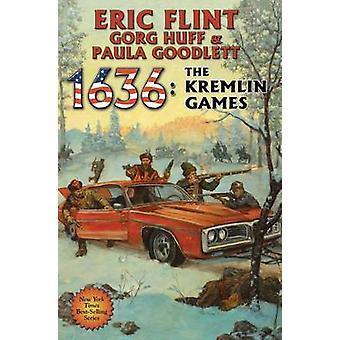 1636 - The Kremlin Games by Eric Flint - 9781451637762 Book
