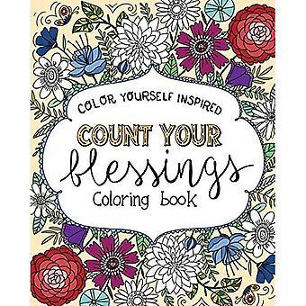 Tel je zegeningen Coloring boek (kleur zelf geïnspireerd)