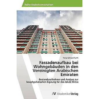 Fassadenaufbau 備 Wohngebauden Vereinigten Emiraten Arabischen Schweinfurth ターニャ・
