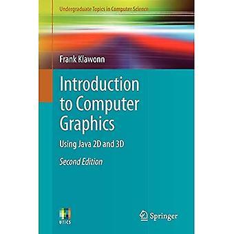 Introduksjon til datagrafikk: bruke Java 2D og 3D (Undergraduate emner i datavitenskap)