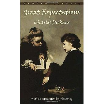 Great Expectations by Charles Dickens - 9780553213423 Book