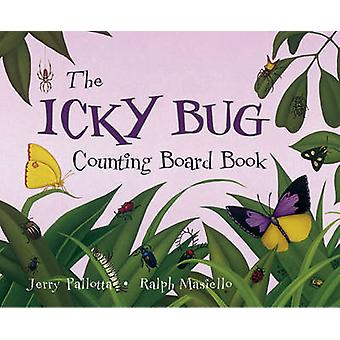 The Icky Bug Counting Board Book by Jerry Pallotta - 9781570916243 Bo