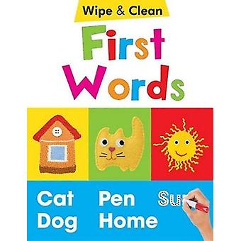 First Words by Pegasus - 9788131940037 Book