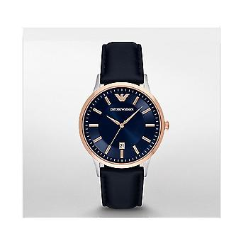 Emporio Armani Ar2506 cuir Band 43MM montre
