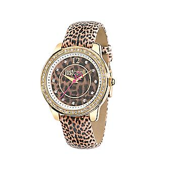 Just Cavalli Leopard Brown Watch R7251586502