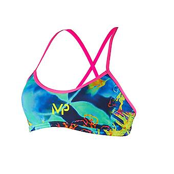 Michael Phelps Fusion 2 Piece Top Swimwear For Girls