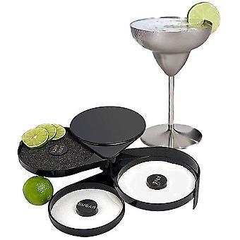 Kabalo Margarita Glas Salz Zucker Limette Cocktail Rimmer