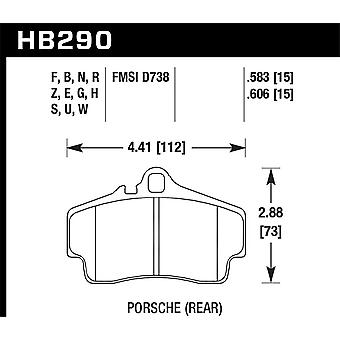 Hawk performance HB290F. 583 HPS