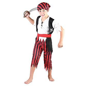 بريستول الجدة الأولاد القراصنة زي