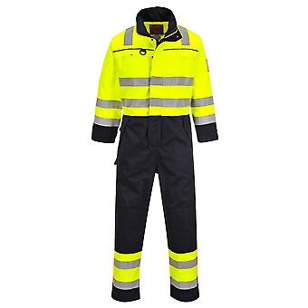 Portwest Hi-vis multi-norm coverall fr60