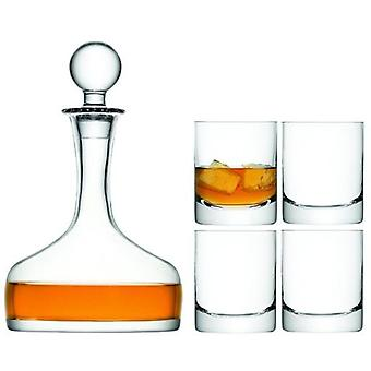 Lsa Whiskey Bar Set 1.6 L / 250 ml Clear (Kitchen , Household , Cups and glasses)