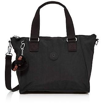 Kipling Amiel - Black Women's Shoulder Bags (True Black) 27x24.5x14.5 cm