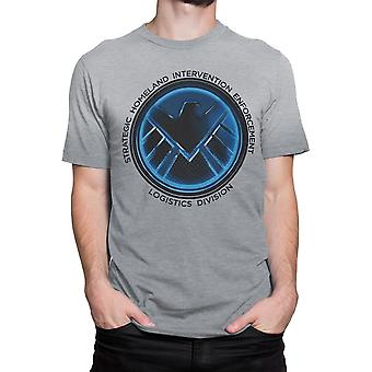 Agents of SHIELD Logo Men's T-Shirt