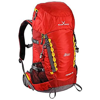 Black Crevice BCR241001-RE_Rot_62 x 30 x 20 cm - 45 Liter - Adult Trekking Backpack - Color: Red Red