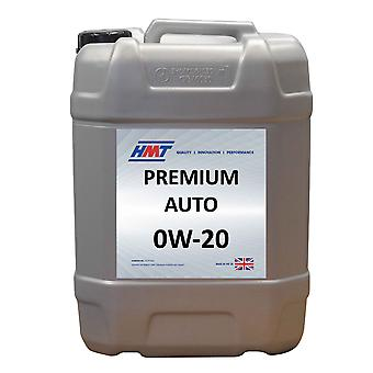 HMT HMTM455 Premium Auto 0W-20 Fully Synthetic Engine Oil 20 Litre / 4 Gallon