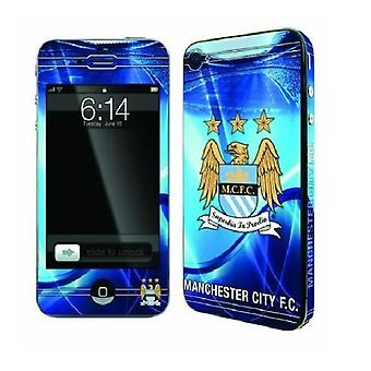 Offisiell FC skins for iPhone 4/4s-Manchester City FC
