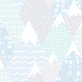 Sobre as montanhas do arco-íris wallpaper Holden