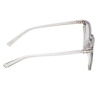 Bertha Piper Polarized Sunglasses - Clear/Clear