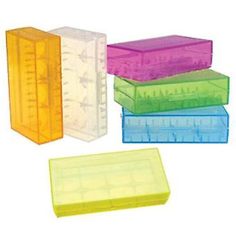 Plastic Battery Storage Case Box