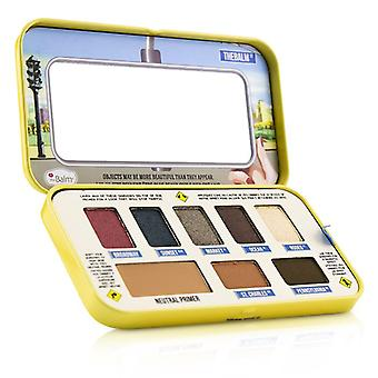 Thebalm Autobalm Shadows on the go palett (1x Eye primer 7x øyenskygge)-# pic ytelse-6.7 g/0.23 oz