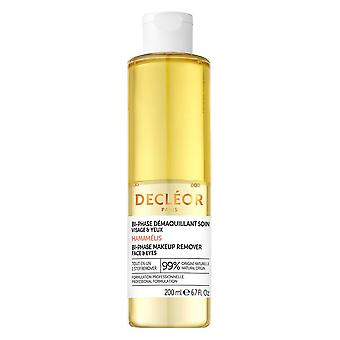 Decleor Hamamelis Bi-phase Makeup Remover Face & Eyes 200ml