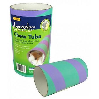 Rosewood Boredom Breaker Guinea Pig Tube, Grande