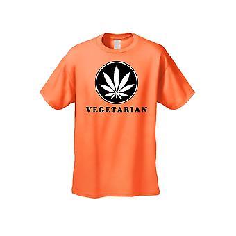 Mænd ' s vegetarisk livsstil kortærmet T-shirt