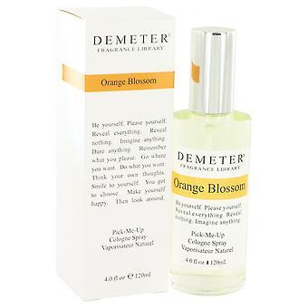 Demeter af Demeter Orange Blossom Cologne Spray 4 oz/120 ml (kvinder)