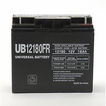 Utskifting UPS batteri kompatibel med Premium Power UB12180FR-ER