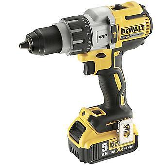 DeWALT DCD996P2-GB 18V XR Brushless 3 speed Hammer Drill Driver