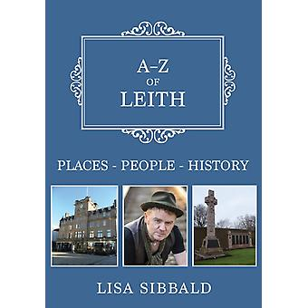 AZ van Leith door Lisa Sibbald