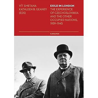 Exile in London by Vt Smetana