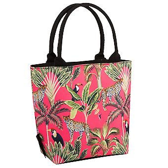 Navigate Madagascar Lunch Tote, Cheetah