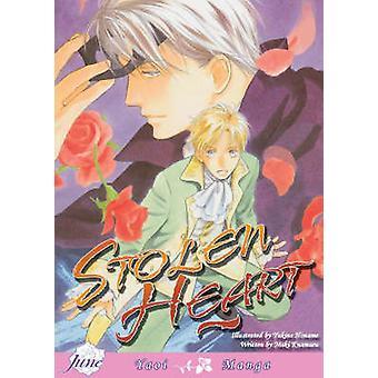 Stolen Heart (yaoi) by Maki Kanamaru - Yukine Honami - 9781569708163