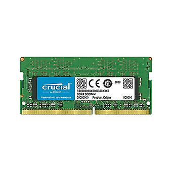 Crucial 16Gb Ddr4 Sodimm 2666Mhz Cl19 Single Stick Laptop Memory Ram
