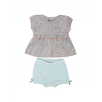 Absorba Blouse And Short Set